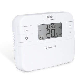 Проводной электронный терморегулятор, программируемый Salus  RT510