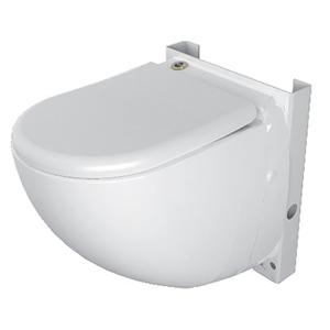 Унитаз со встроенным насосом-измельчителем SFA SANICOMPACT Comfort