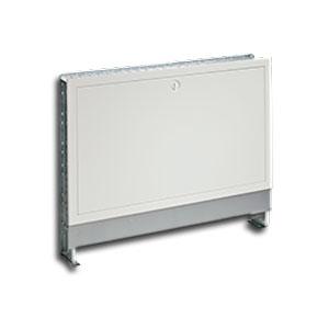 Heimeier Шкаф для распределительных блоков (скрытый монтаж), размер 490*710 мм, глубина установки 110-150 мм, 9339-80.800