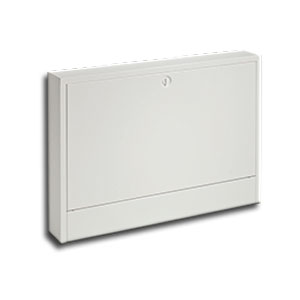 Heimeier Шкаф для распределительных блоков (настенный монтаж), размер 582*620 мм, глубина установки 125 мм, 9339-91.800