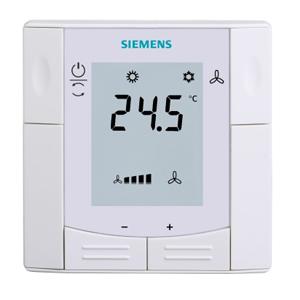 Контроллеры комнатной температуры Siemens, RDF340