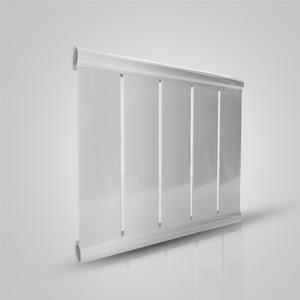 Алюминиевый радиатор Silver Pro 350, 2 секции