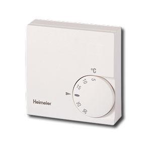 Heimeier Комнатный термостат, с режимом понижения температуры, 230 В, белый, 1938-00.500