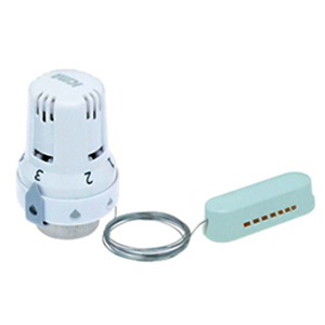 Термостатическая головка ICMA 28*1,5 с выносным датчиком, 987/82987AC20