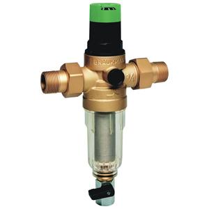 Фильтр тонкой очистки холодной воды с редуктором Honeywell FK 06 - 1/2 AA