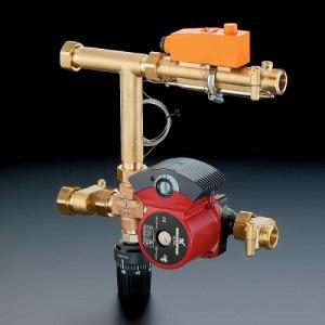 Насосно - смесительный блок для теплых полов Oventrop Regufloor H арт. 1151000