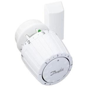 Термостатическая головка Danfoss RA2992 артикул 013G2992, 013G7092 (с газонаполненным выносным датчиком) от 5 до 26 С (кап. трубка 0-2 м)