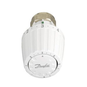 Термостатическая головка Danfoss RA2945 артикул 013G2945, 013G7095 (с газонаполненным встроенным датчиком) от 5 до 26 С (для старых клапанов RTD-G, RTD-N)