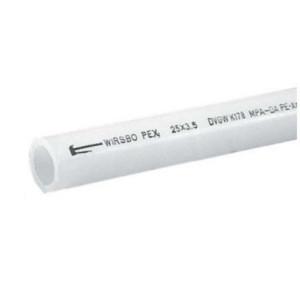 Труба Uponor для систем холодного и горячего водоснабжения серии S3,2 PEX 32x4,4 белая, отрезок 6 м, арт. 1001206