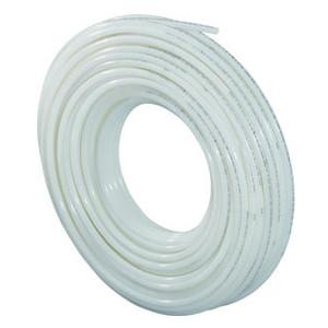Труба Uponor для систем холодного и горячего водоснабжения серии S5,0 PEX 16x2,0 белая, бухта 100 м, арт. 1008386