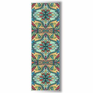 """Дизайн-конвектор Varmann GlassKon 115.450.1520, вертикальный, настенный монтаж, подключение """"сбоку"""""""