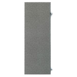 """Дизайн-конвектор Varmann StoneKon 115.450.1520, вертикальный, настенный монтаж, подключение """"сбоку"""""""