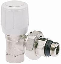 Угловой вентиль ICMA ручной регулировки 1/2, 815/82815AD06