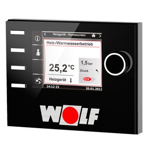 Модуль Wolf BM-2 с датчиком наружной температуры 8908316
