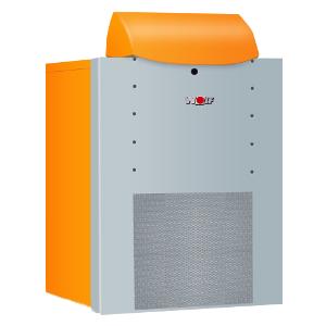 Напольный чугунный газовый котел Wolf FNG-34, с атмосферной горелкой, 8907906