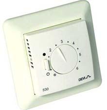 Терморегулятор Devireg™ 530 (140F1030) DEVI