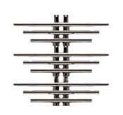 Дизайн- радиатор Зета Плюс-С-2 370(полимер 281 мм)