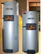 Твердотопливный отопительный котел длительного горения CANDLE 20 кВт