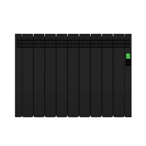 Электрический радиатор Rointe D Series, черный, 8 секций , DEB0990RAD