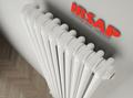 Трубчатые радиаторы IRSAP HD с антикоррозийным покрытием по цене простых трубчатых радиаторов IRSAP!