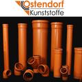 Канализационные трубы и фитинги Оstendorf