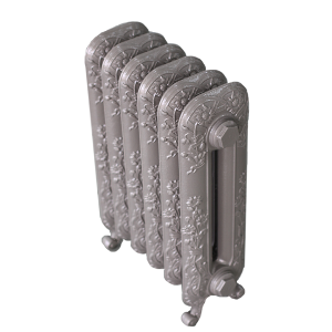 EXEMET Magica 600/400 (1 секция), чугунные радиаторы