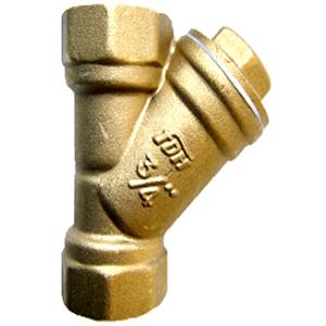 "Фильтр грубой очистки Vandens linija FDH BRASS Y-STRAINER 1/2"", 3140"